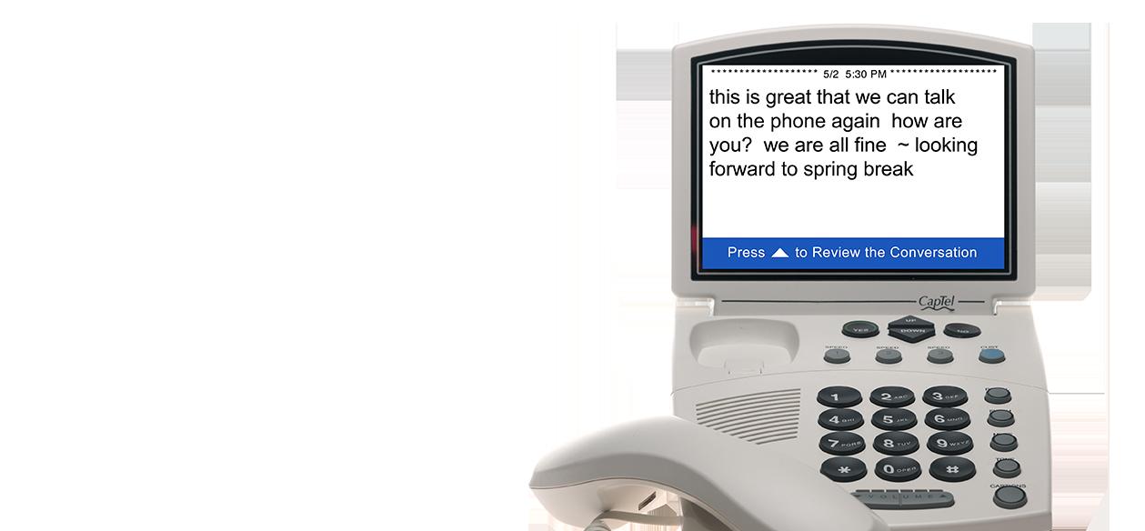 Sprint CapTel 840