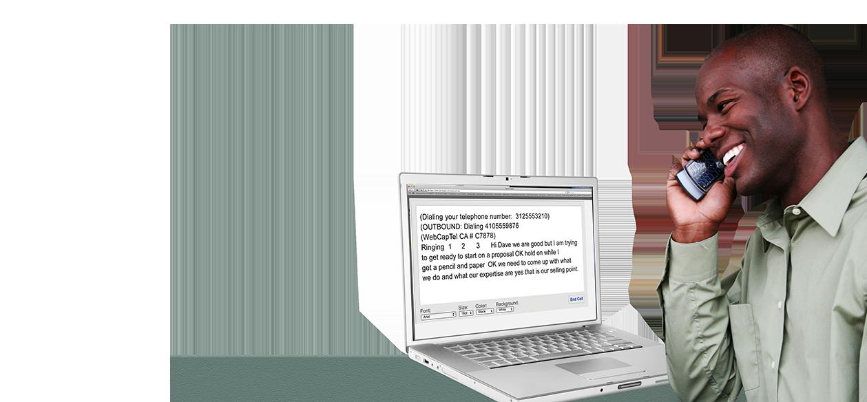 Sprint WebCapTel
