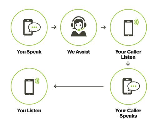Speech-to-Speech - How It Works